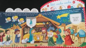 cache cache Noël