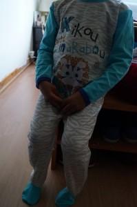pyjama petit beguin