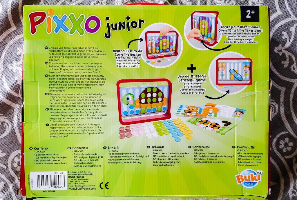 pixxo junior