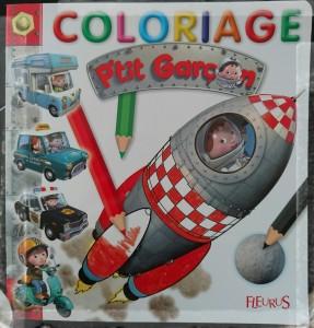 coloriage Fleurus