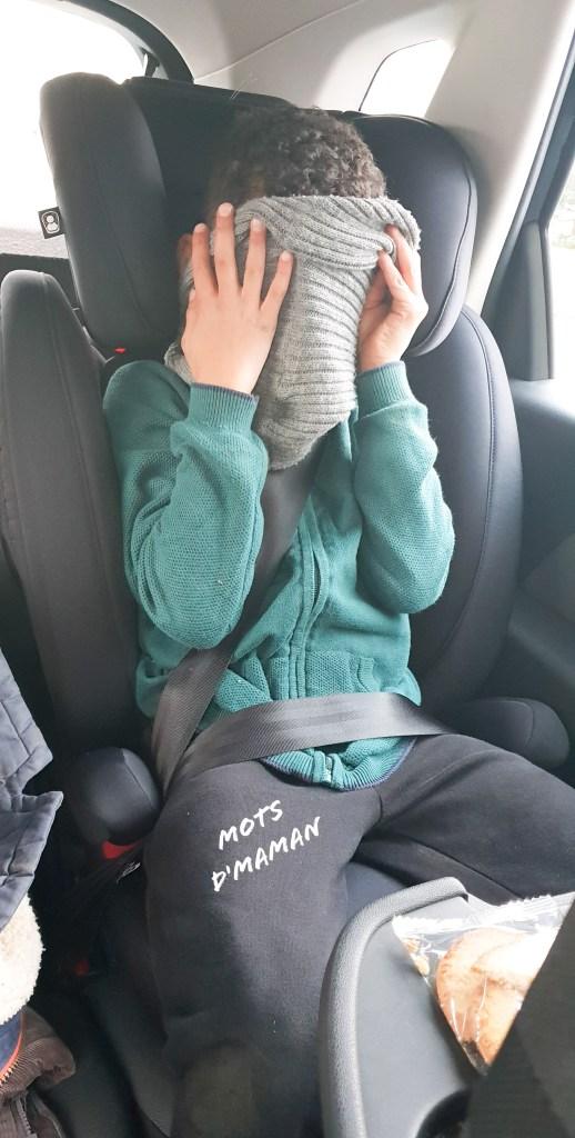 siège auto Joie 3