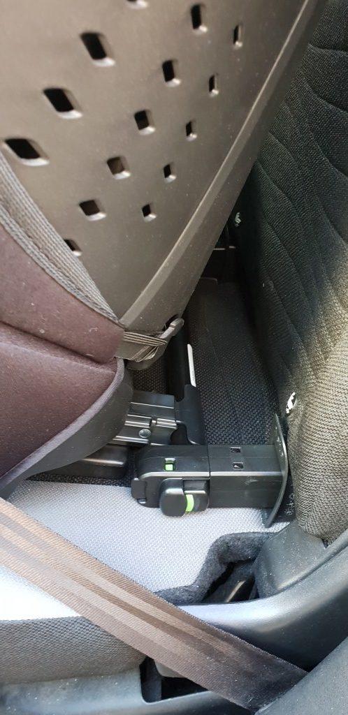 siège auto Joie rotated