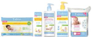 gamme Tidoo