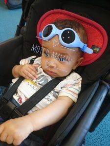 lunettes de soleil enfant Pyke