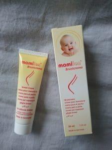 crème pour mamelon