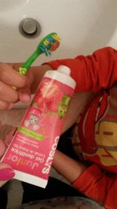 dentifrice enfant 1