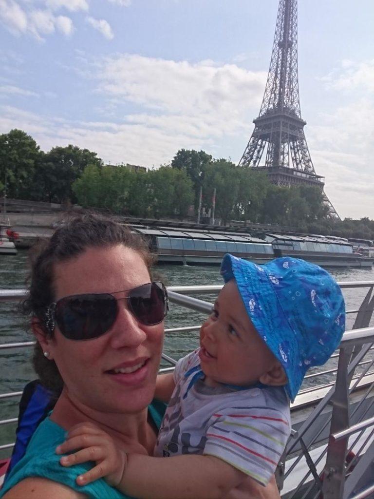 Paris en famille Batobus