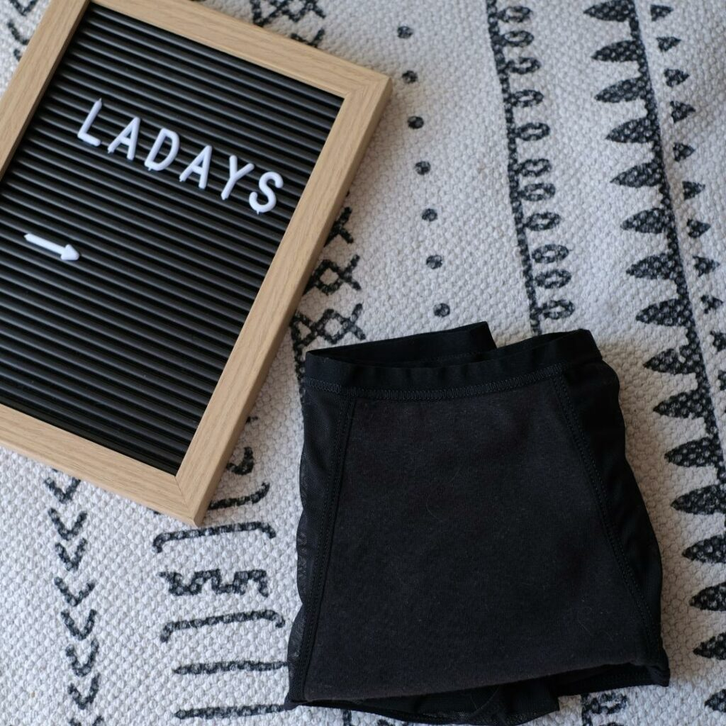 culottes de règles Ladays