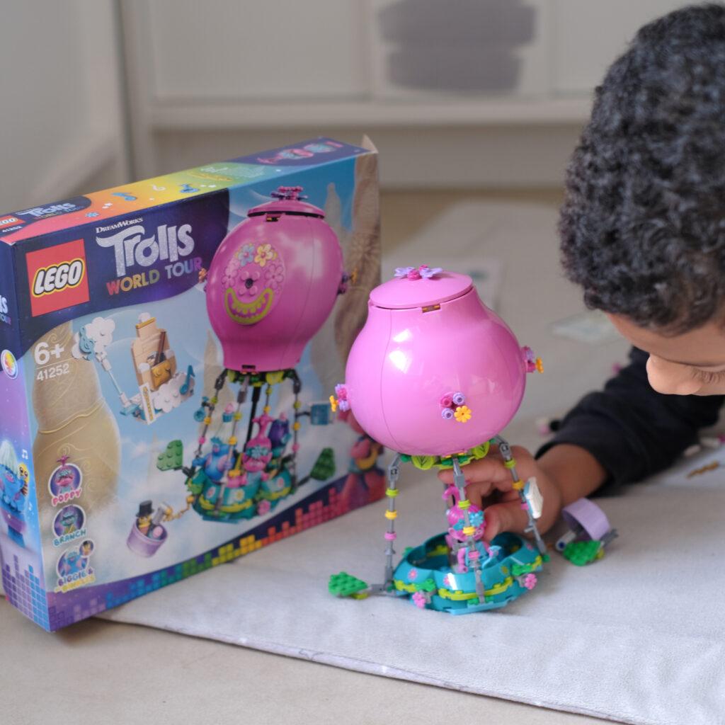 idées cadeaux LEGO Trolls World Tour