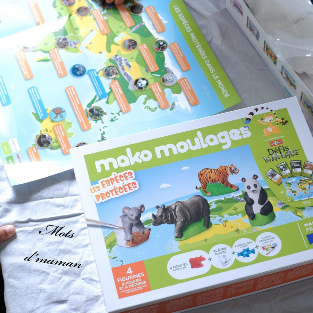 idées cadeaux Mako moulages