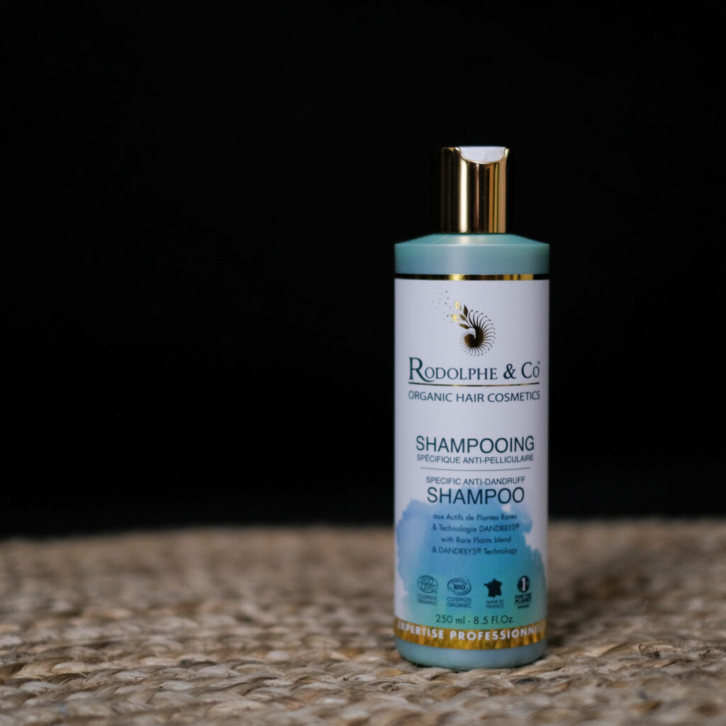 shampooing anti-pelliculaire Rodolphe & Co