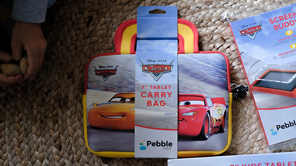 kids tablet cars