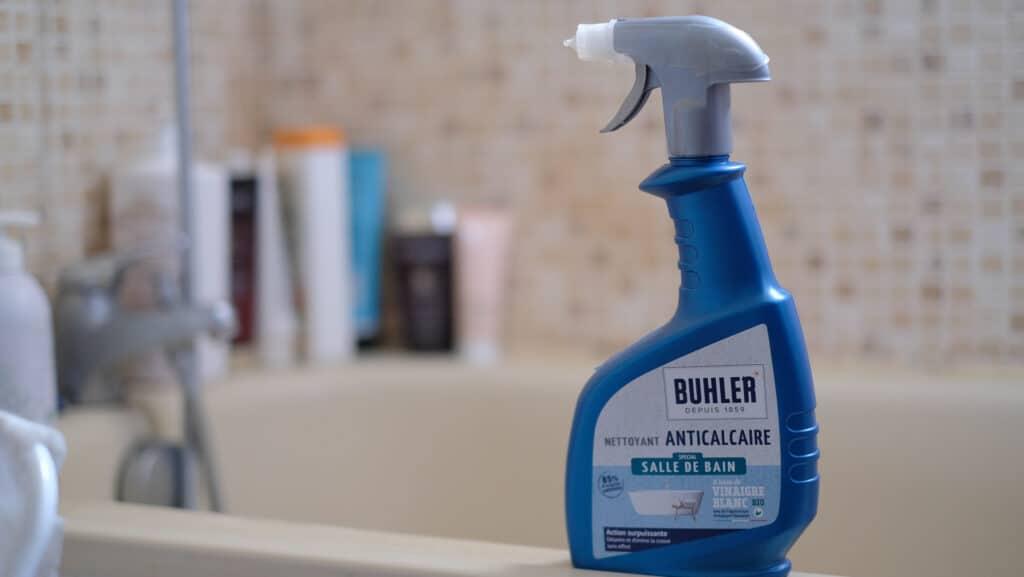 produits Sanytol et Buhler