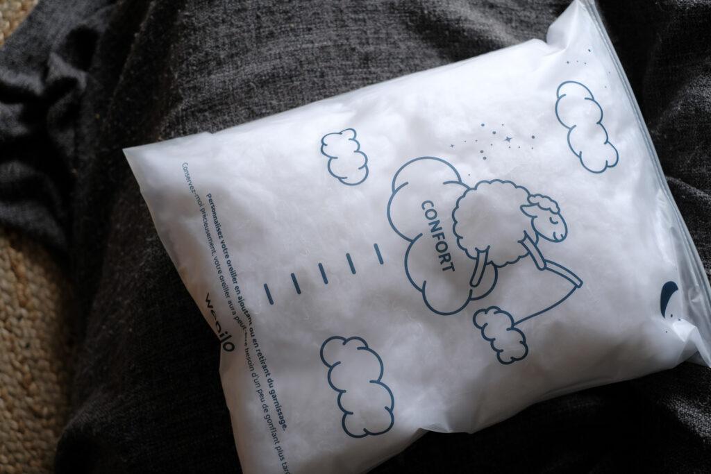 oreiller enfant wopilo