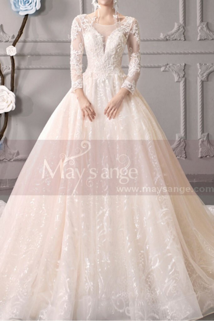 robe de mariée Maysange