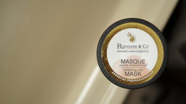 avis masque cheveux rodolphe and co
